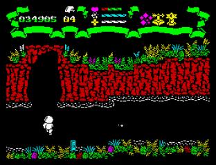 Firelord ZX Spectrum 89