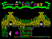 Firelord ZX Spectrum 90