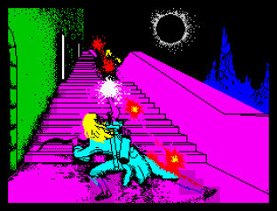 Halls of the Things ZX Spectrum 01