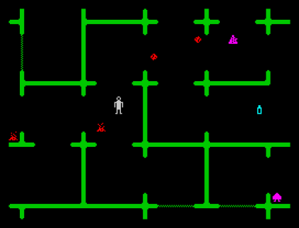 Halls of the Things ZX Spectrum 09