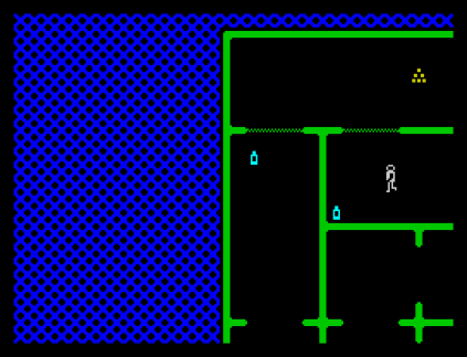 Halls of the Things ZX Spectrum 12