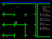 Halls of the Things ZX Spectrum 16