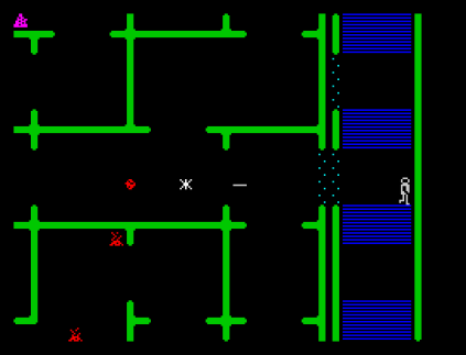 Halls of the Things ZX Spectrum 20