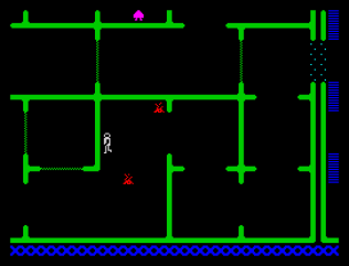 Halls of the Things ZX Spectrum 22