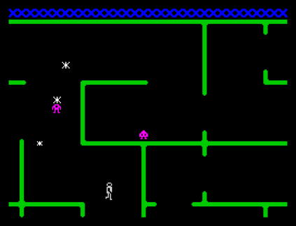 Halls of the Things ZX Spectrum 31