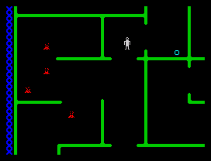 Halls of the Things ZX Spectrum 53