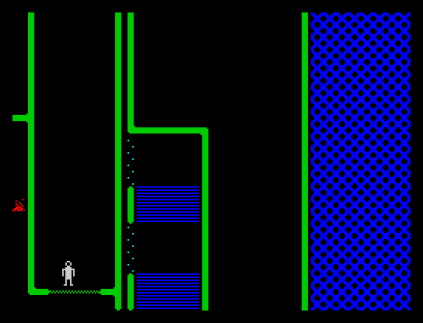 Halls of the Things ZX Spectrum 56