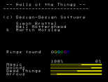 Halls of the Things ZX Spectrum 57