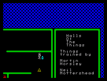 Halls of the Things ZX Spectrum 62