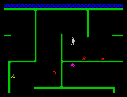 Halls of the Things ZX Spectrum 64