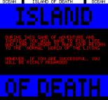 Island of Death Oric 02