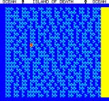 Island of Death Oric 46