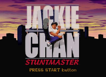 Jackie Chan Stuntmaster PS1 01