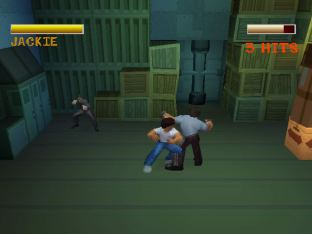 Jackie Chan Stuntmaster PS1 09
