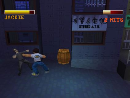 Jackie Chan Stuntmaster PS1 20