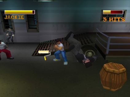 Jackie Chan Stuntmaster PS1 31