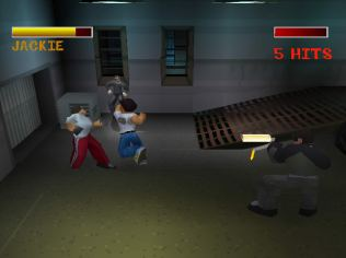 Jackie Chan Stuntmaster PS1 32