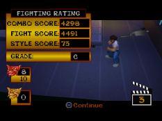 Jackie Chan Stuntmaster PS1 54