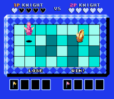Knight Move FDS 32