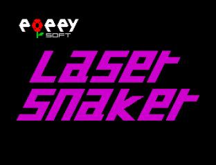 Laser Snaker ZX Spectrum 01