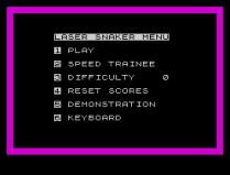 Laser Snaker ZX Spectrum 03