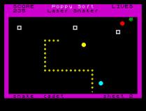 Laser Snaker ZX Spectrum 13
