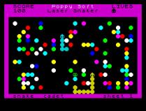 Laser Snaker ZX Spectrum 14