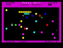 Laser Snaker ZX Spectrum 17
