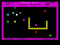 Laser Snaker ZX Spectrum 18