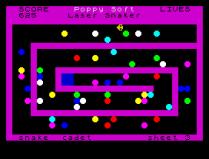 Laser Snaker ZX Spectrum 19