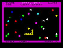 Laser Snaker ZX Spectrum 26