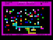 Laser Snaker ZX Spectrum 27