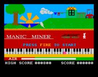 Manic Miner Amiga 02