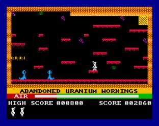Manic Miner Amiga 09