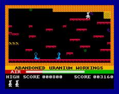 Manic Miner Amiga 10