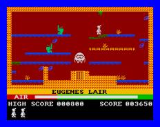 Manic Miner Amiga 11