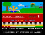 Manic Miner Amiga 15