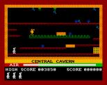 Manic Miner Amiga 16