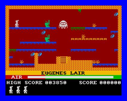 Manic Miner Amiga 20