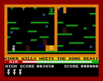 Manic Miner Amiga 23