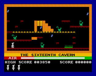 Manic Miner Amiga 31