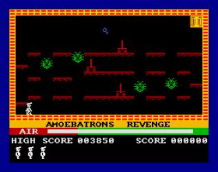 Manic Miner Amiga 33