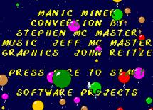 Manic Miner Amiga 36