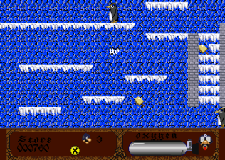 Manic Miner Amiga 43