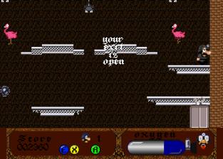 Manic Miner Amiga 53