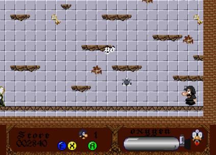 Manic Miner Amiga 56