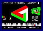 Manic Miner Amstrad CPC 02