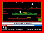 Manic Miner Amstrad CPC 03