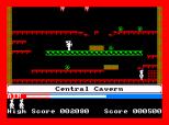 Manic Miner Amstrad CPC 04