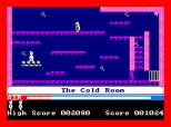 Manic Miner Amstrad CPC 05